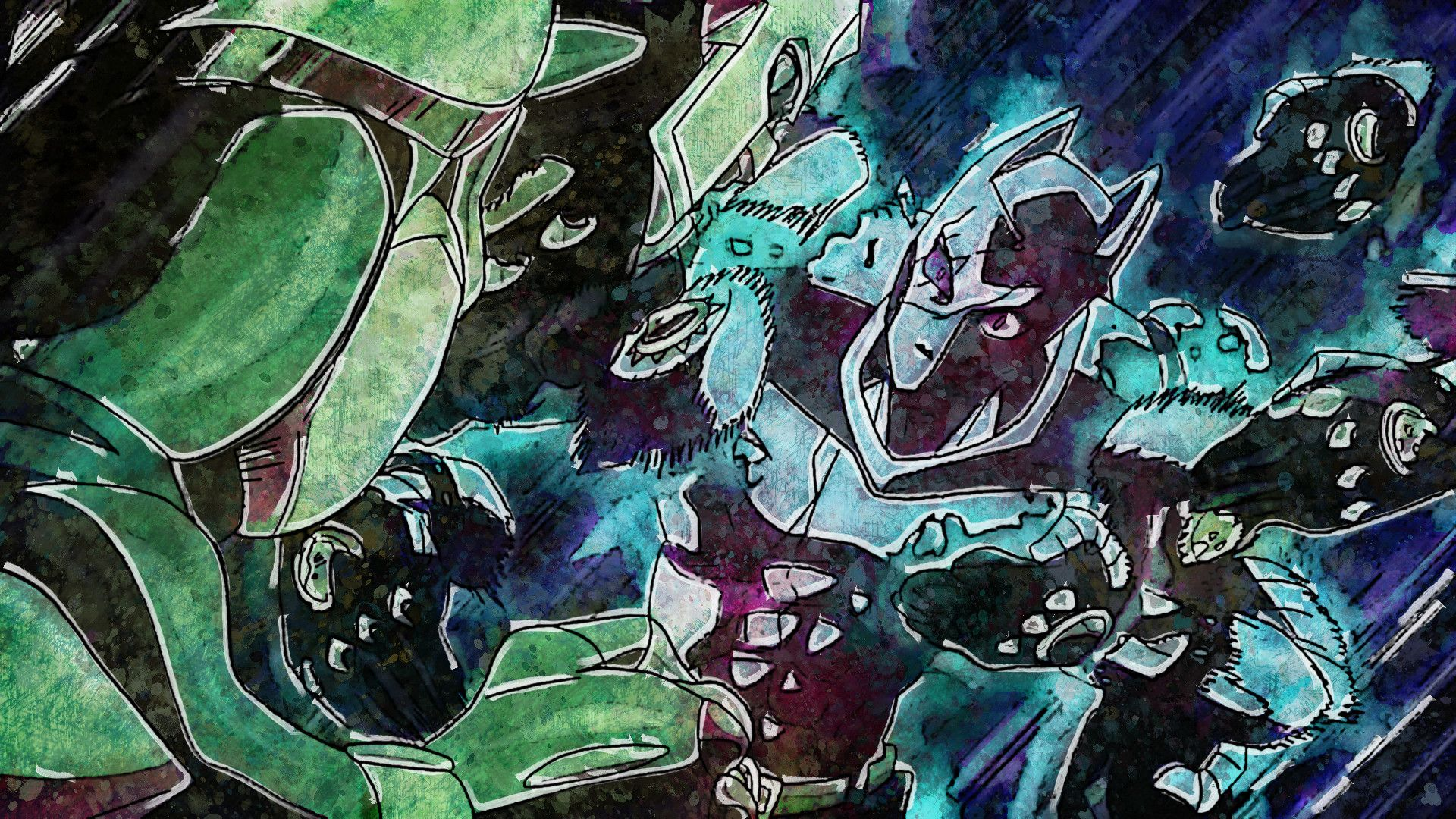 Crazy Diamond Wallpapers Wallpaper Cave All star battle art gallery featuring official character designs, concept art. crazy diamond wallpapers wallpaper cave