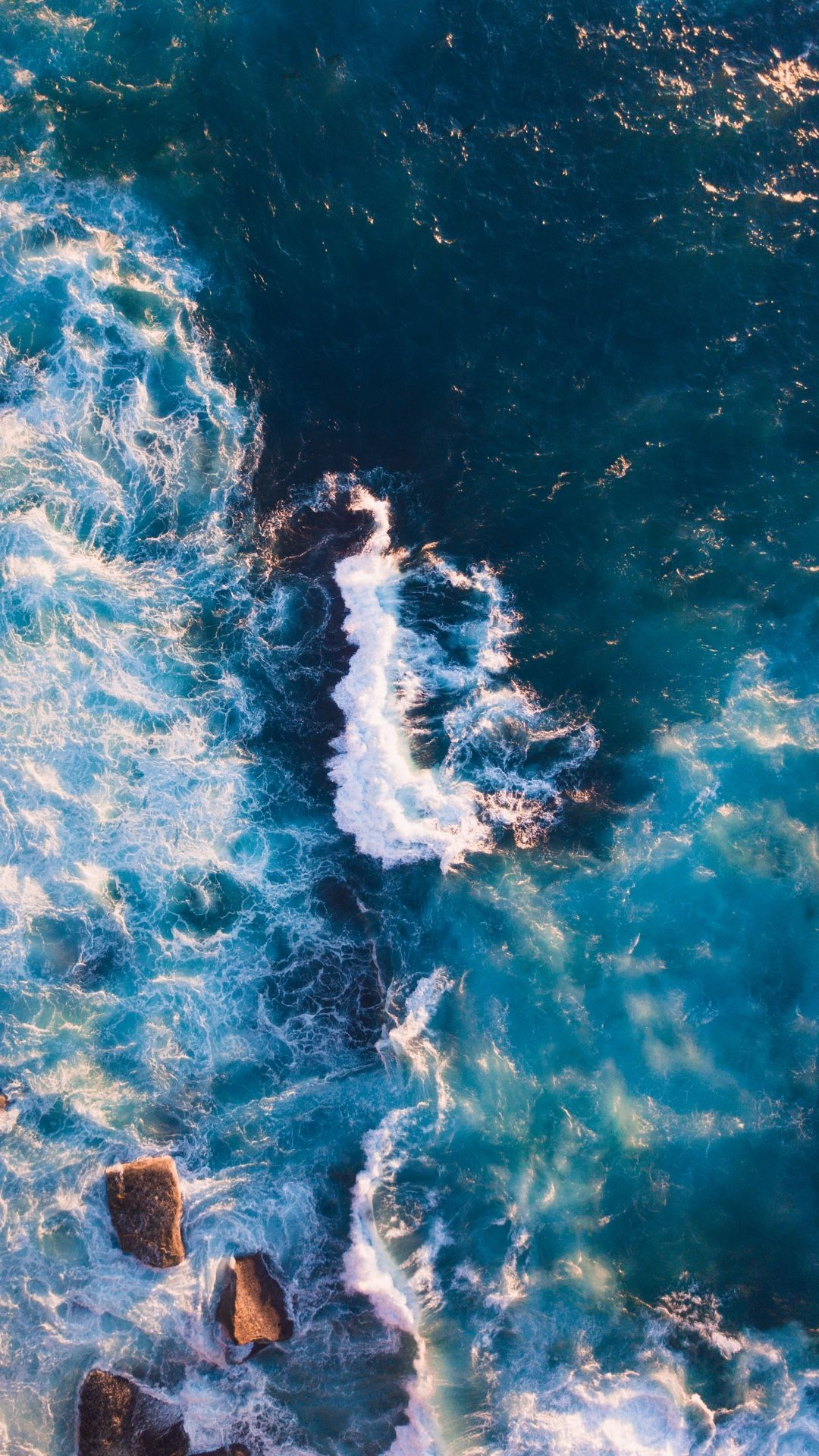HD Aesthetic Ocean Wallpapers ...