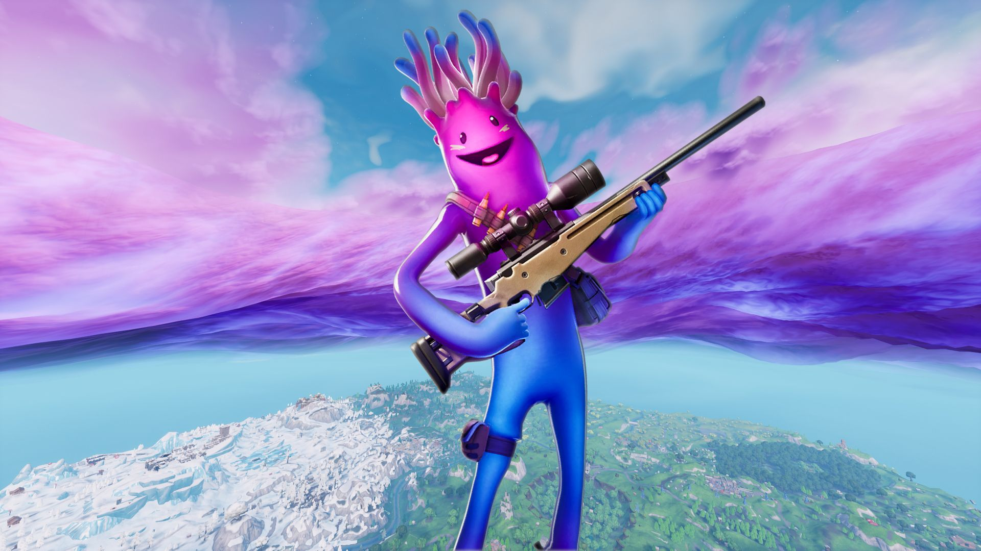 Jellie Skin Fortnite Wallpapers Wallpaper Cave