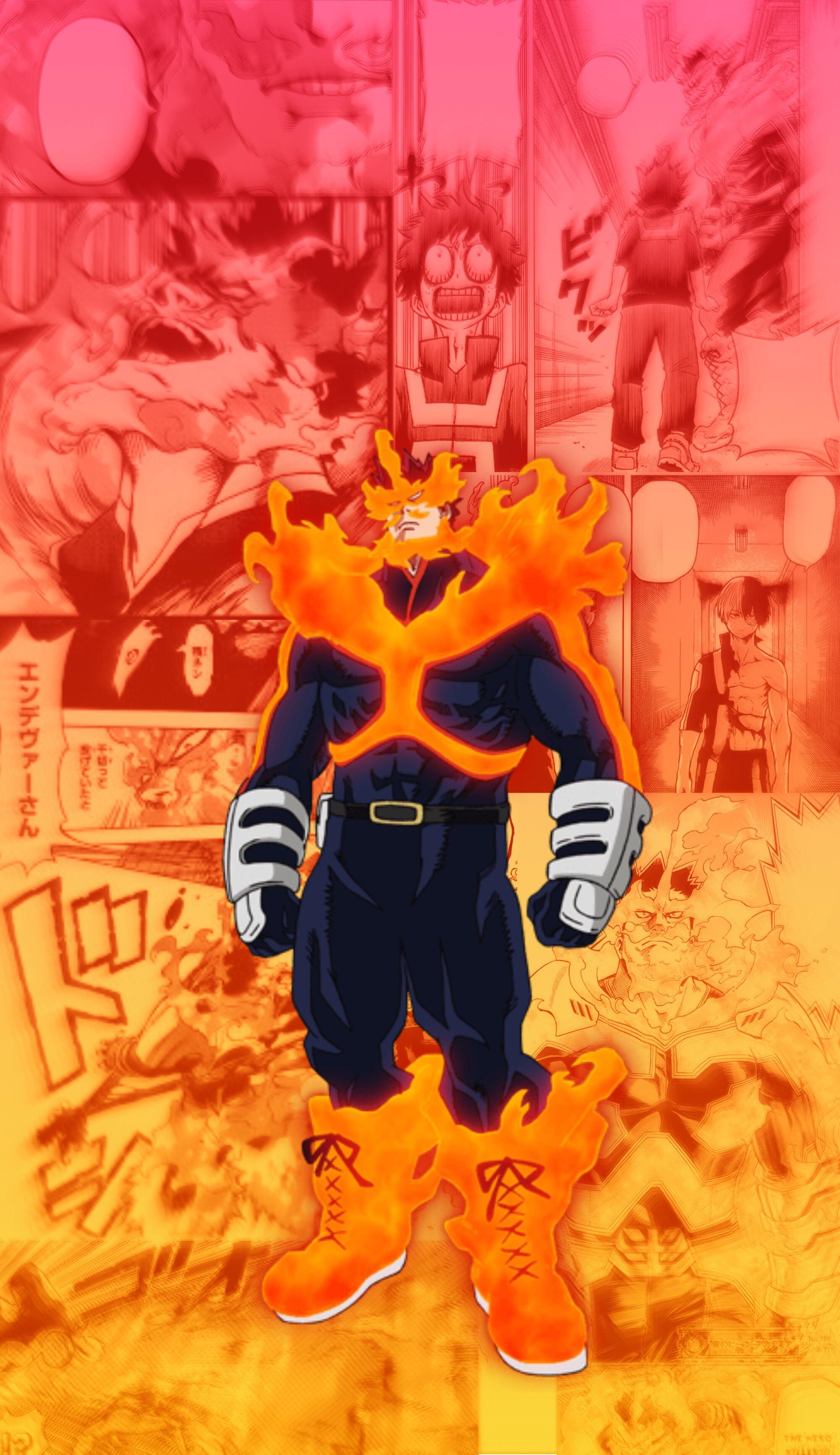 ENDEAVOR PHONE WALLPAPER