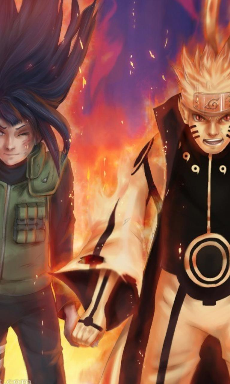 Naruto And Hinata Wallpapers Wallpaper Cave