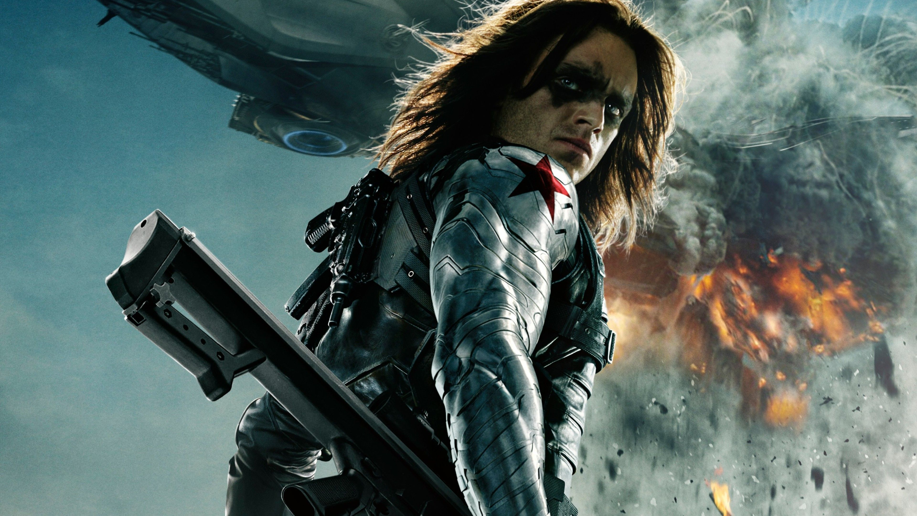 The Winter Soldier Wallpapers - Wallpaper Cave