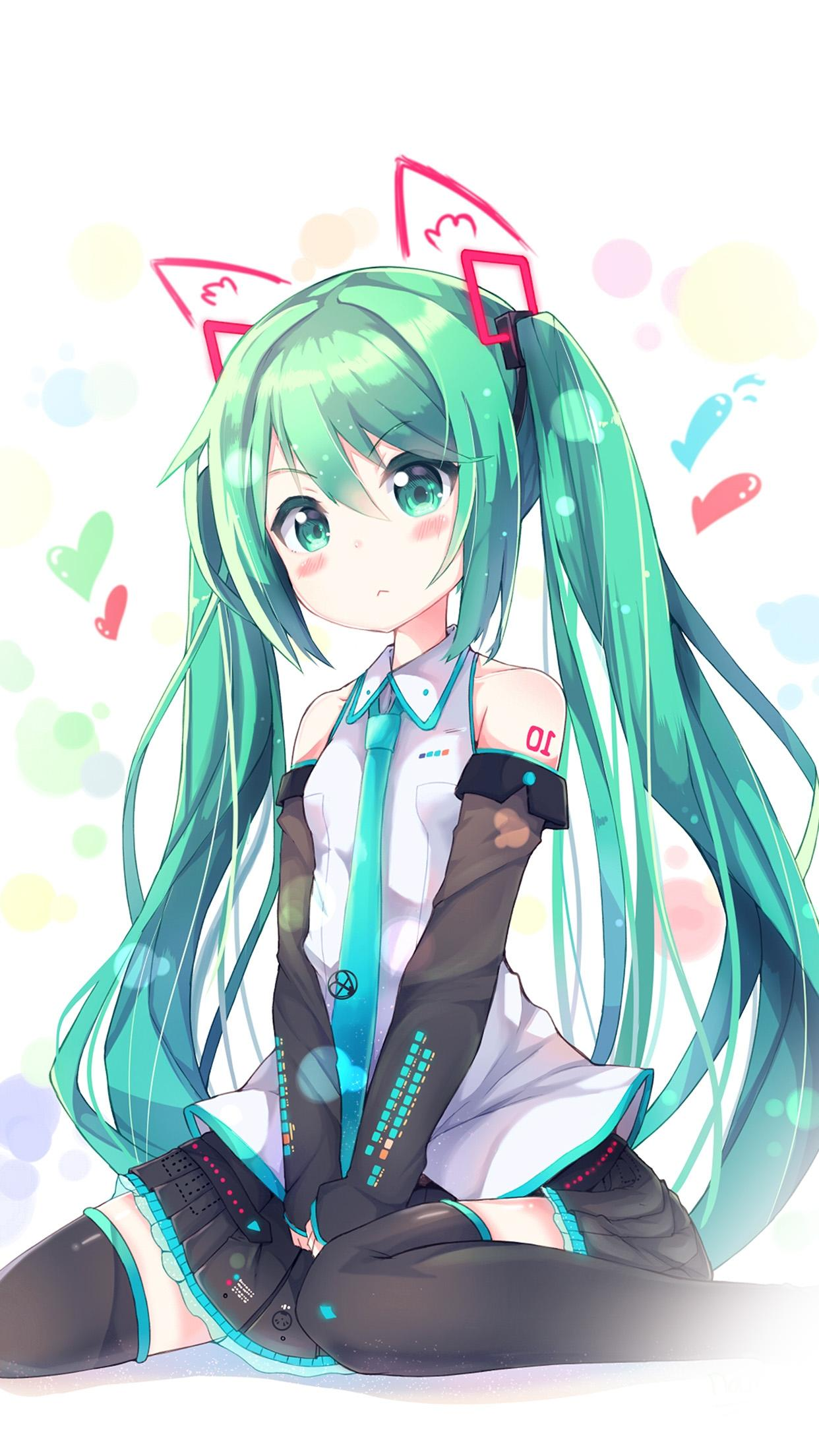 Anime Girl Cute Android Wallpapers - Wallpaper Cave