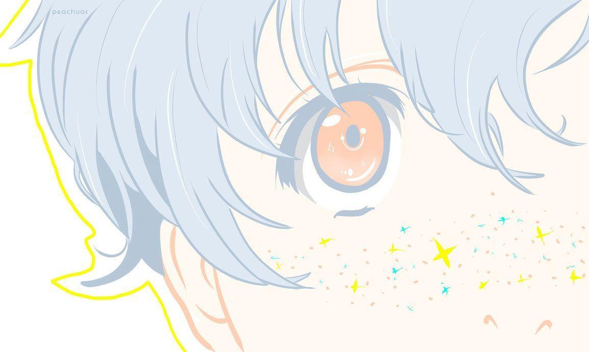Aesthetic Anime Boy Vibes Desktop Wallpapers Wallpaper Cave