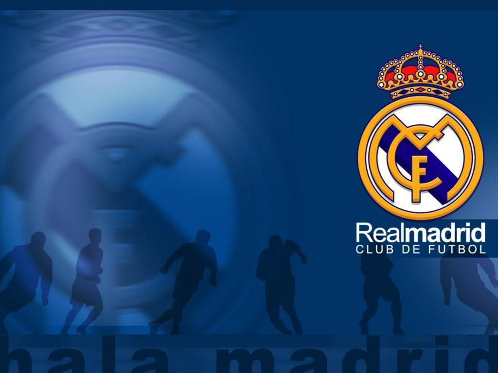 Real Madrid C.F. Zoom Backgrounds 4