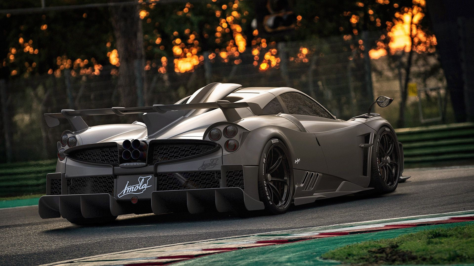 Pagani Imola Wallpapers Wallpaper Cave