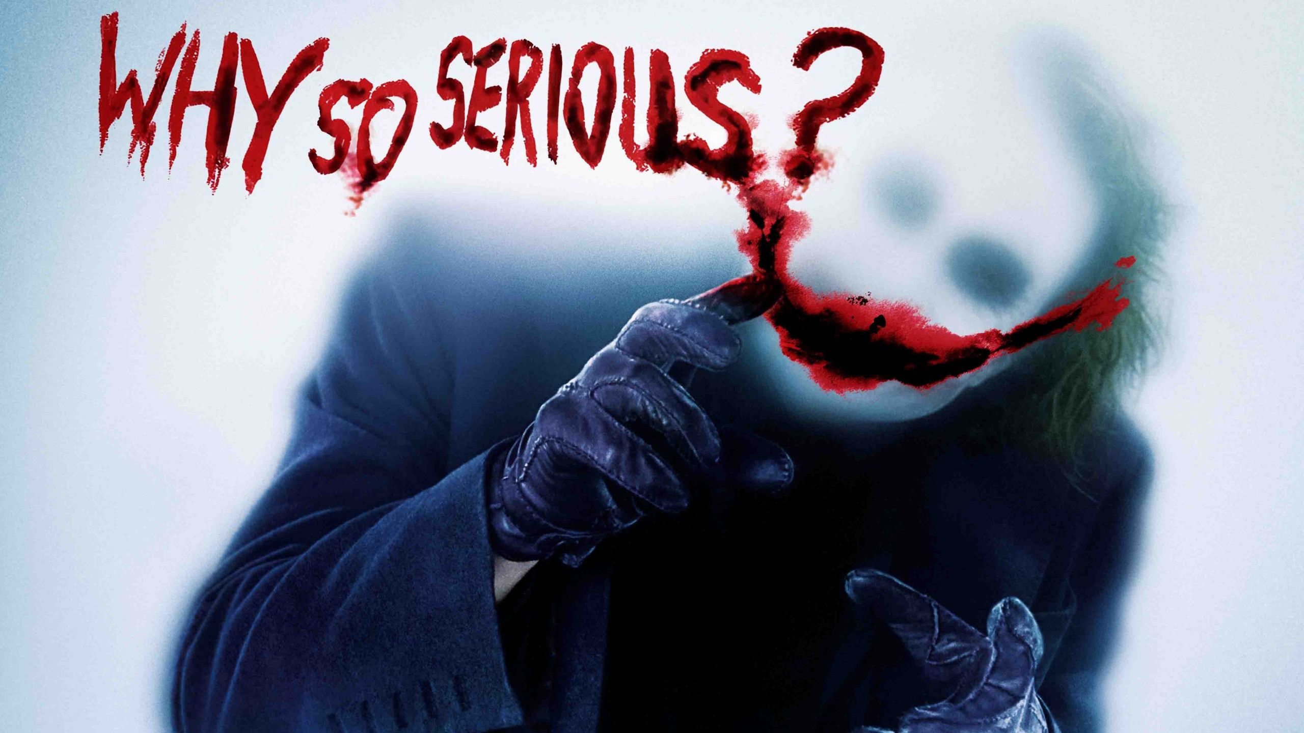 Why So Serious Wallpapers Wallpaper Cave