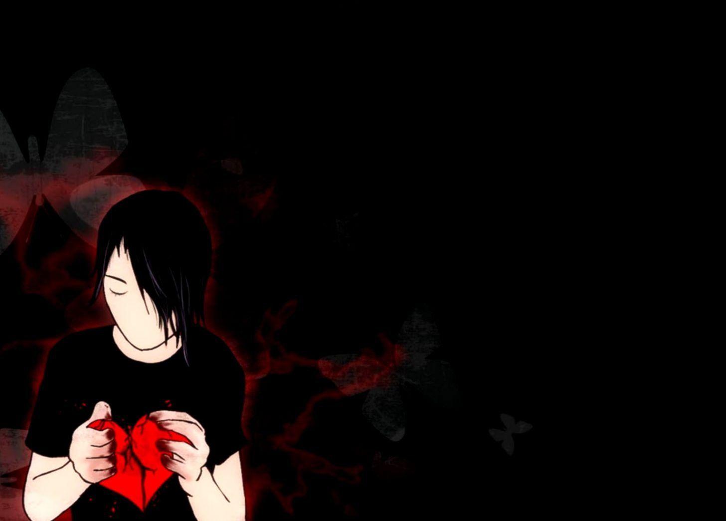 Depressed Broken Anime Girl Wallpapers Wallpaper Cave