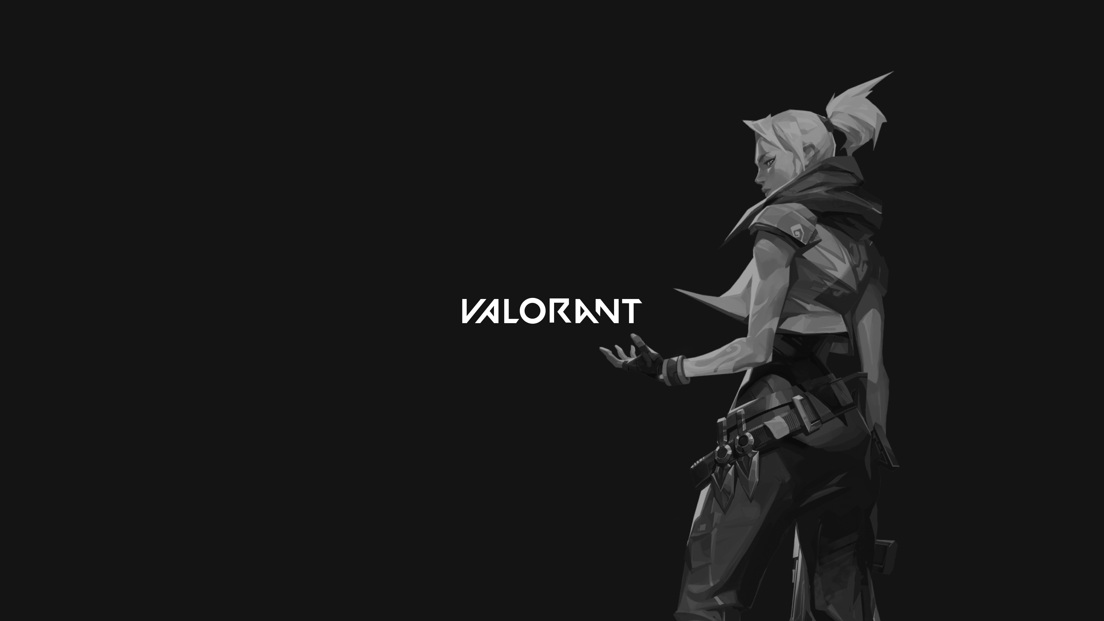 Minimal Valorant Wallpapers