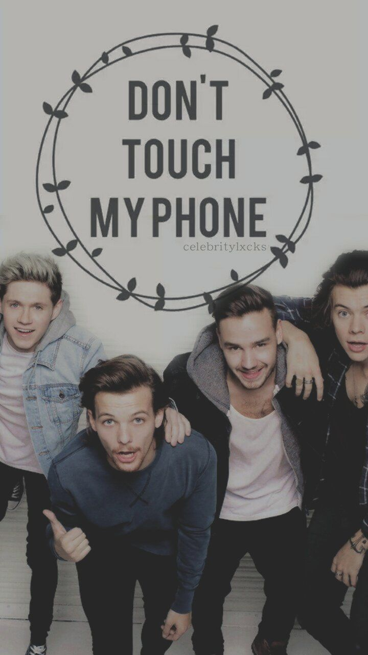 Dont Touch My Phone Png