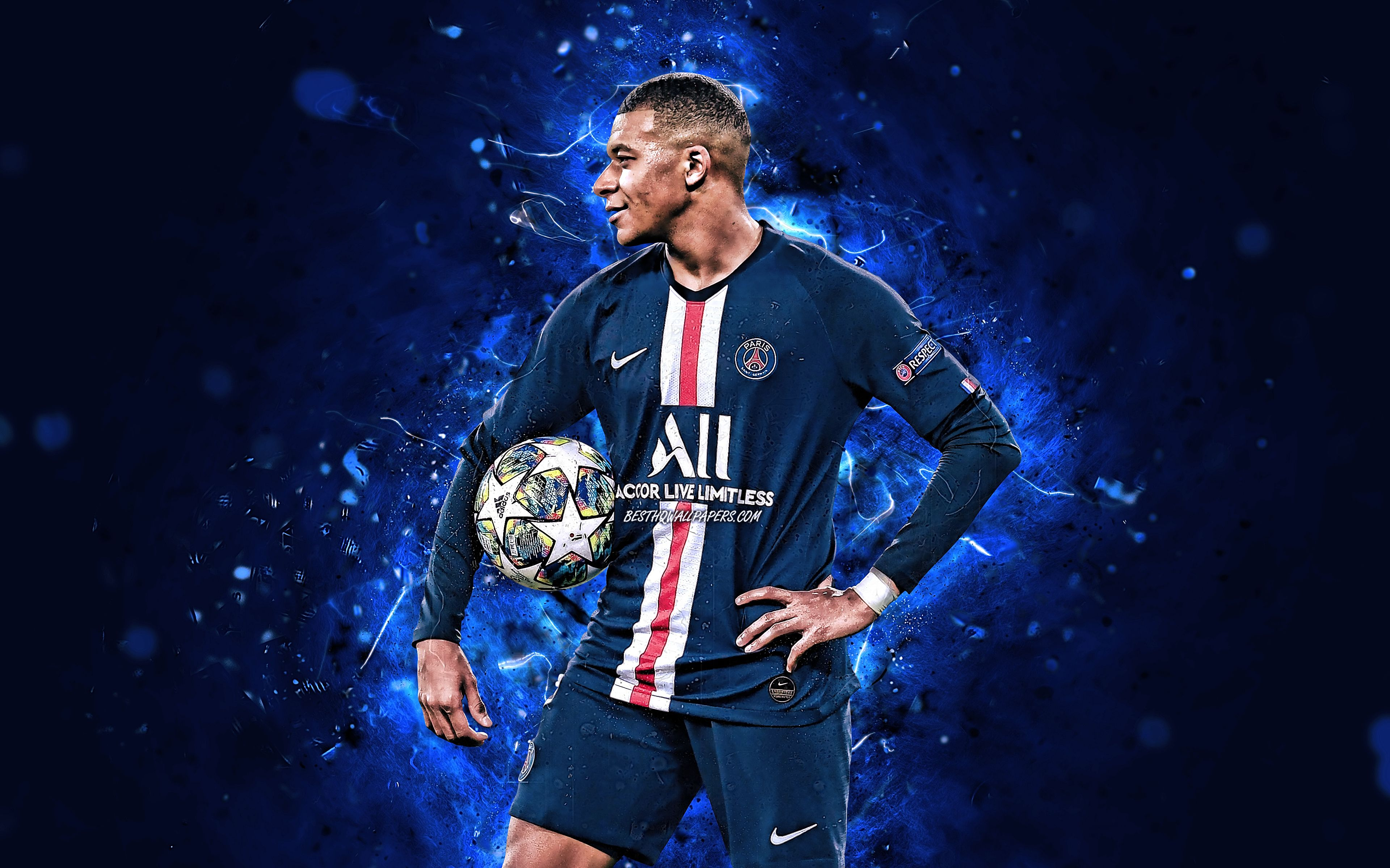 Psg Players 2020 Hd Computer Wallpapers Wallpaper Cave
