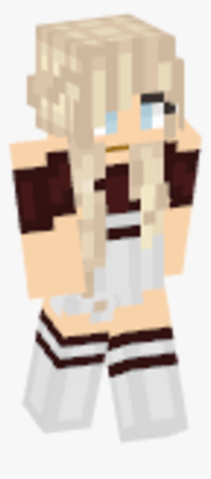 Girl Minecraft Skins Wallpapers - Wallpaper Cave
