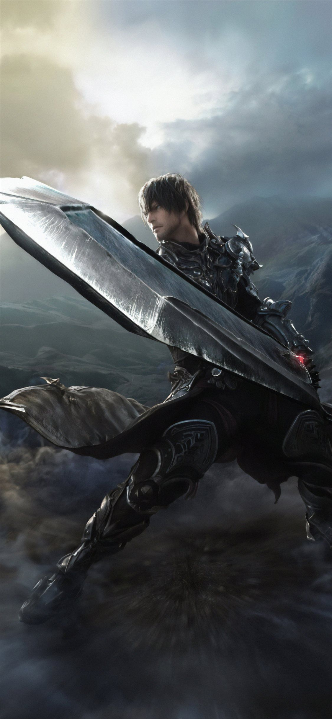Final Fantasy Vii Iphone 11 Wallpapers Wallpaper Cave