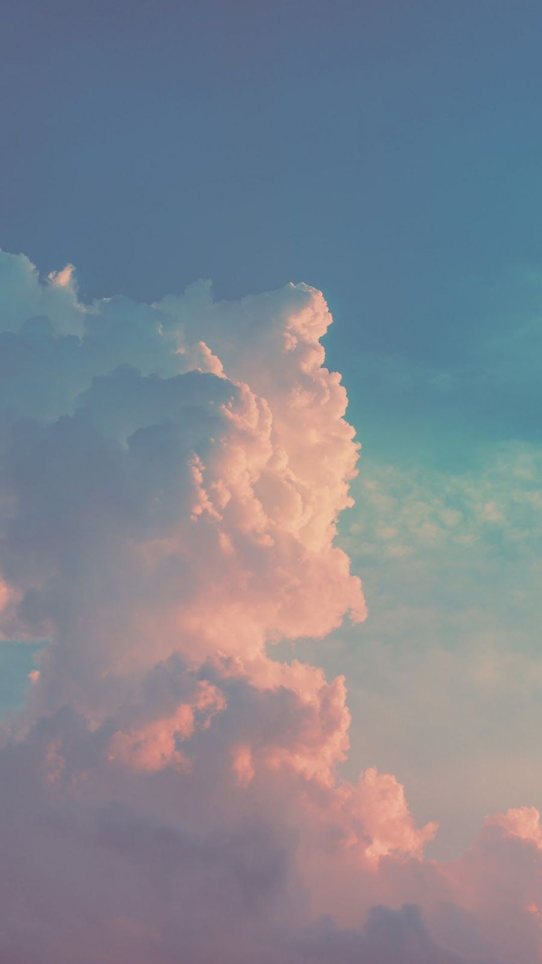 aesthetic clouds hd wallpapers