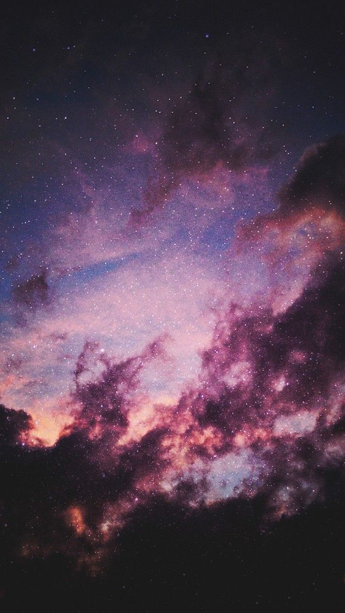 Aesthetic Galaxy Wallpapers Wallpaper Cave