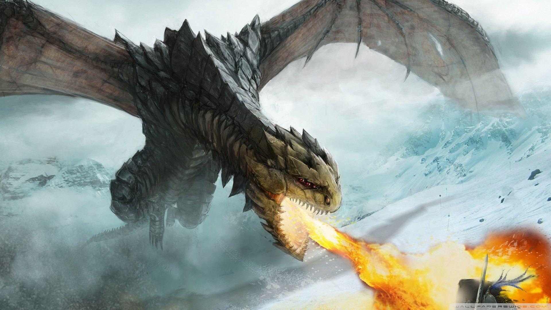 Epic Dragon Wallpapers HD - Wallpaper Cave