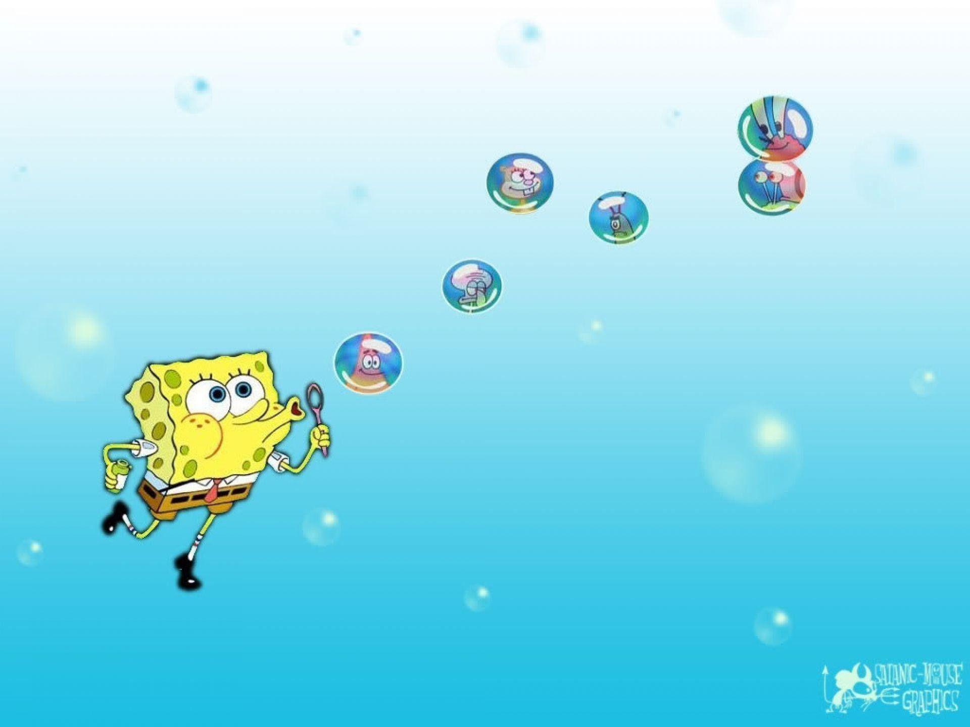 Wallpaper For Laptop Spongebob