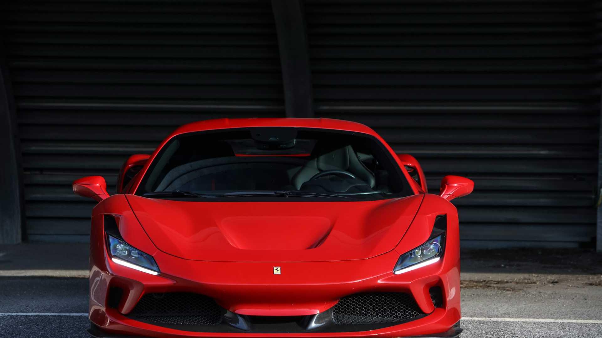 Ferrari F8 Tributo Wallpapers Wallpaper Cave