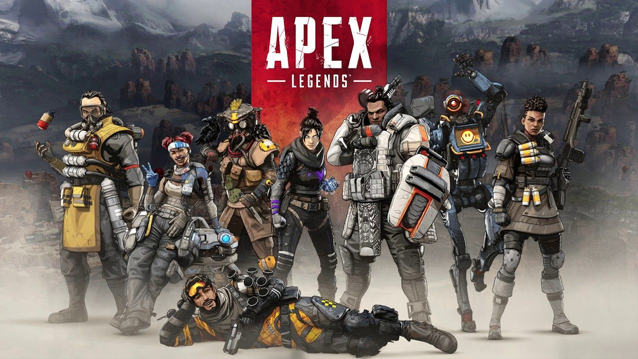 Apex Legends PC Wallpapers - Wallpaper Cave