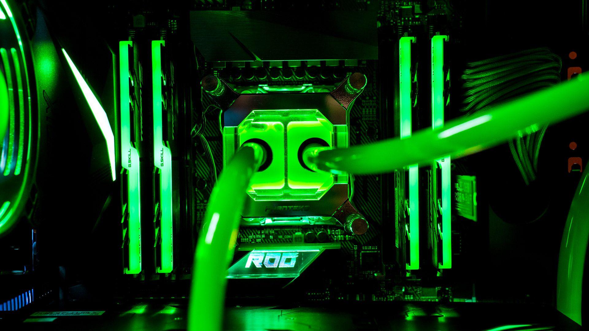 Neon Green Aesthetic Wallpapers - Wallpaper Cave