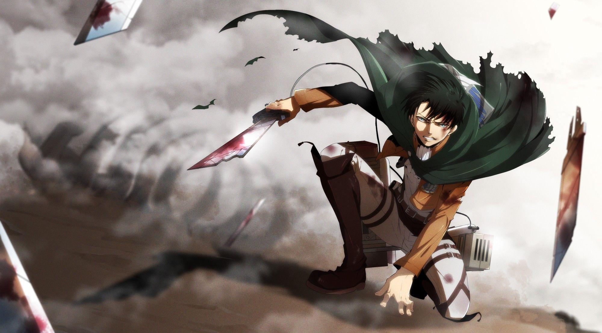 Mengunduh Gambar Anime AOT Wallpapers - Wallpaper Cave