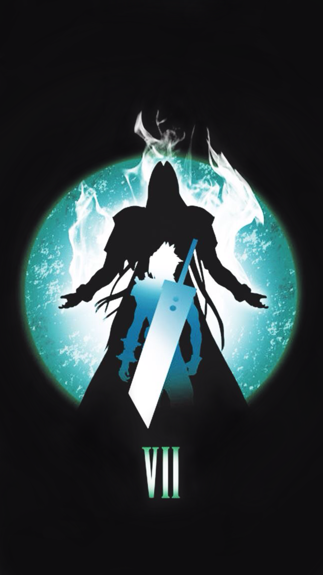 Ffvii Phone Wallpapers Wallpaper Cave
