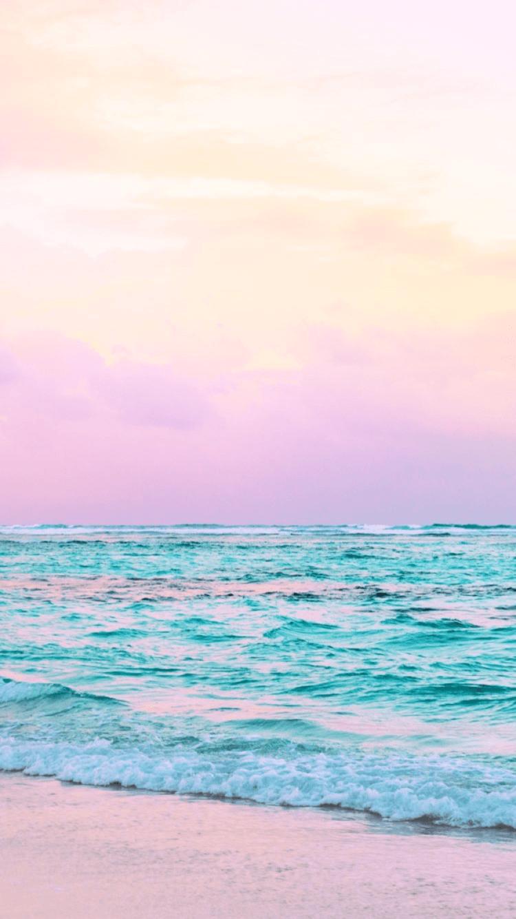 aesthetic oceans wallpapers
