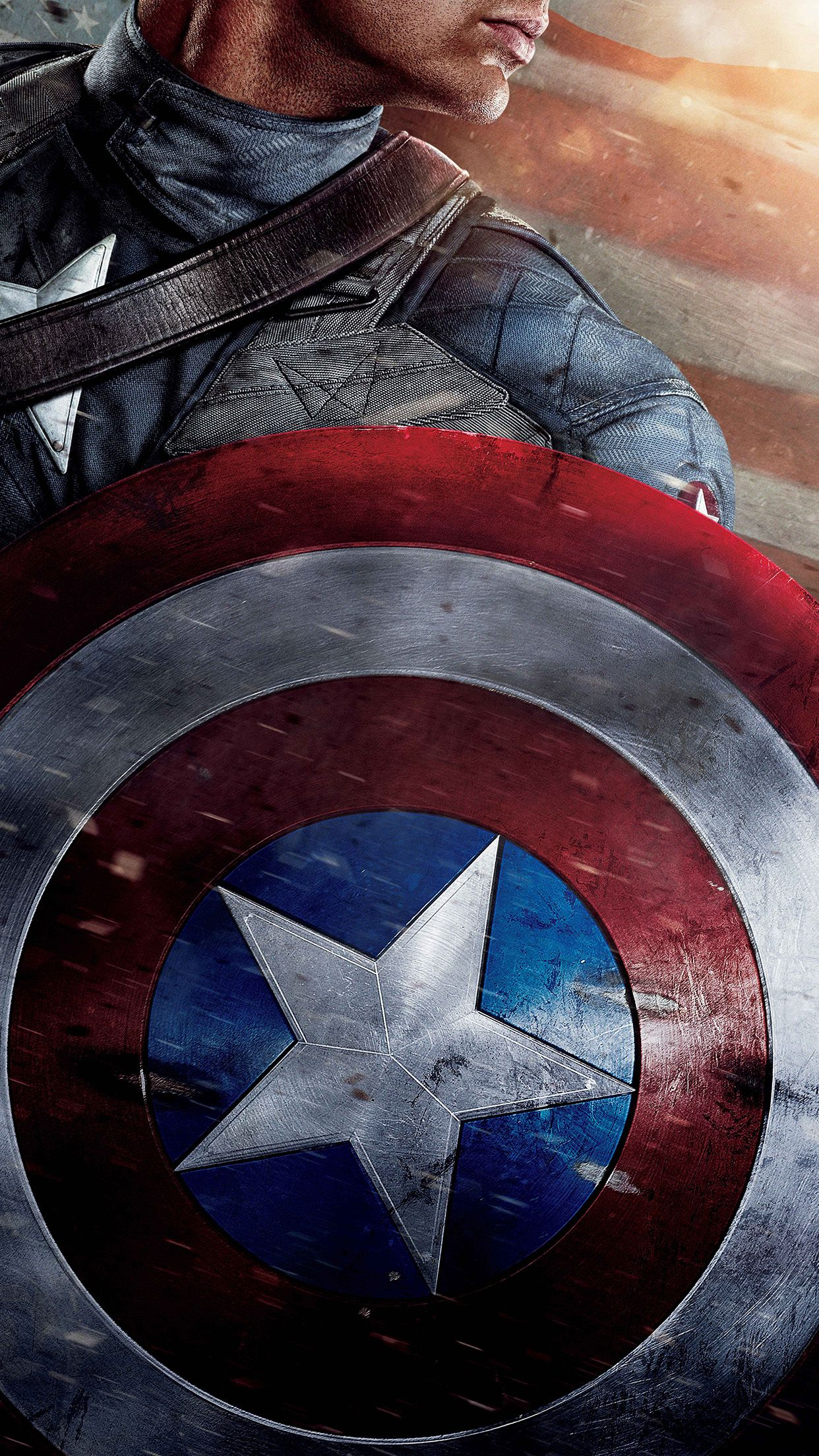 Captain America Hd Wallpapers posted by Michelle Simpson