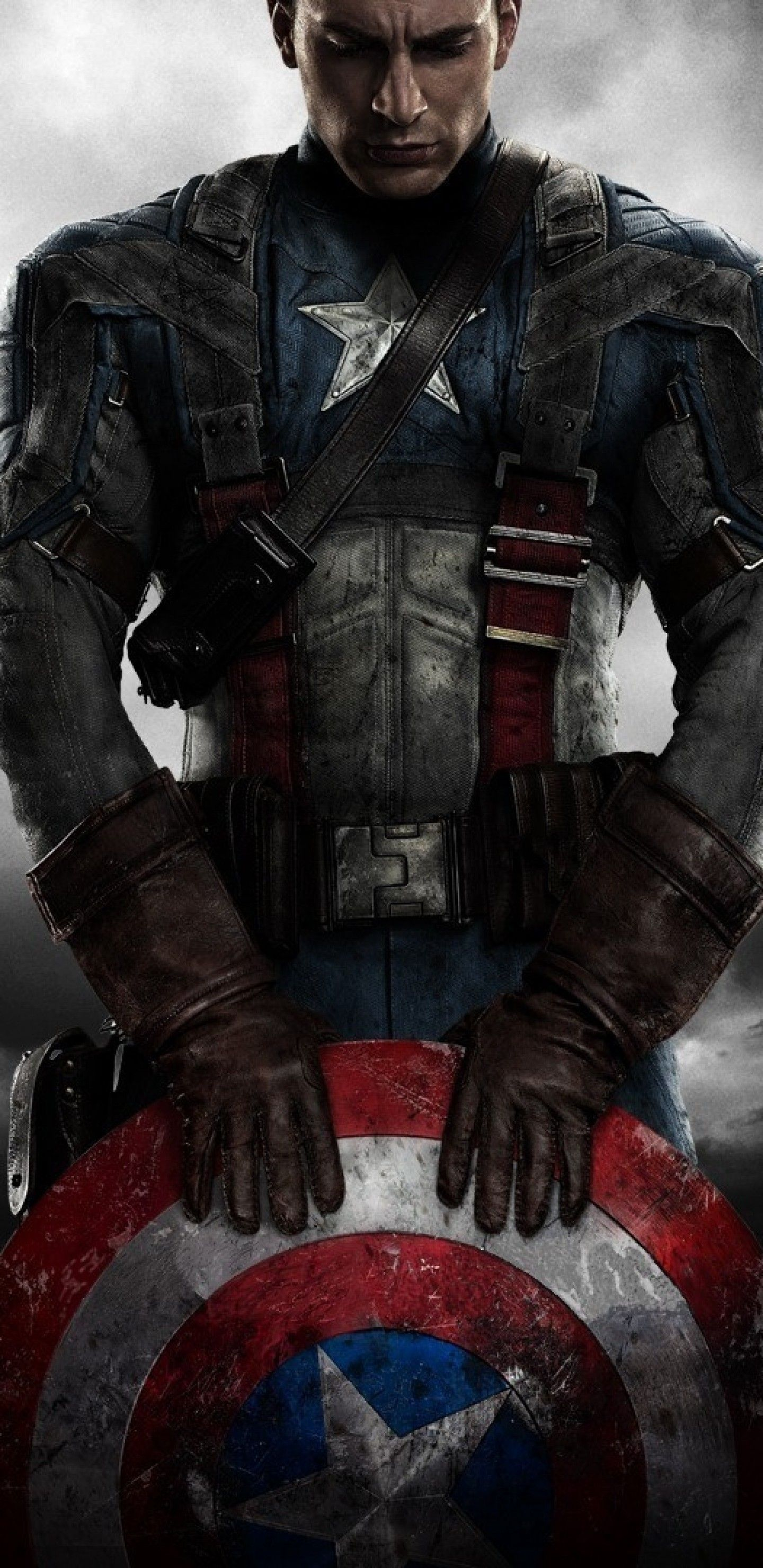 Download 1440x2960 Captain America: The First Avenger, Chris Evans