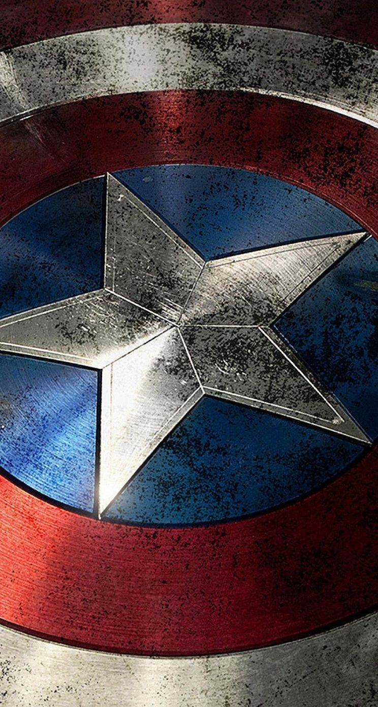 Captain America Shield Wallpapers Android