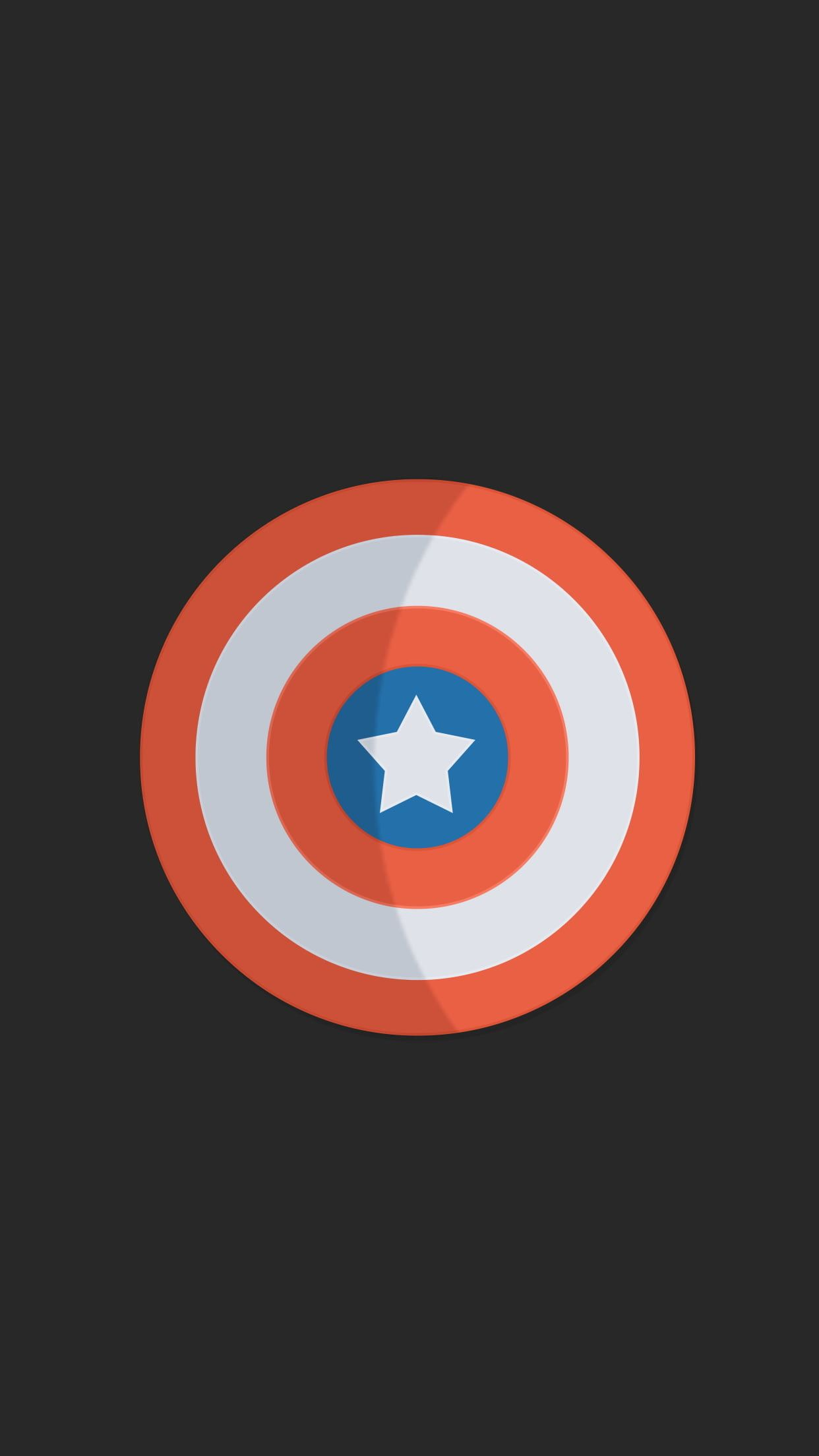 Captain America Logo Wallpapers
