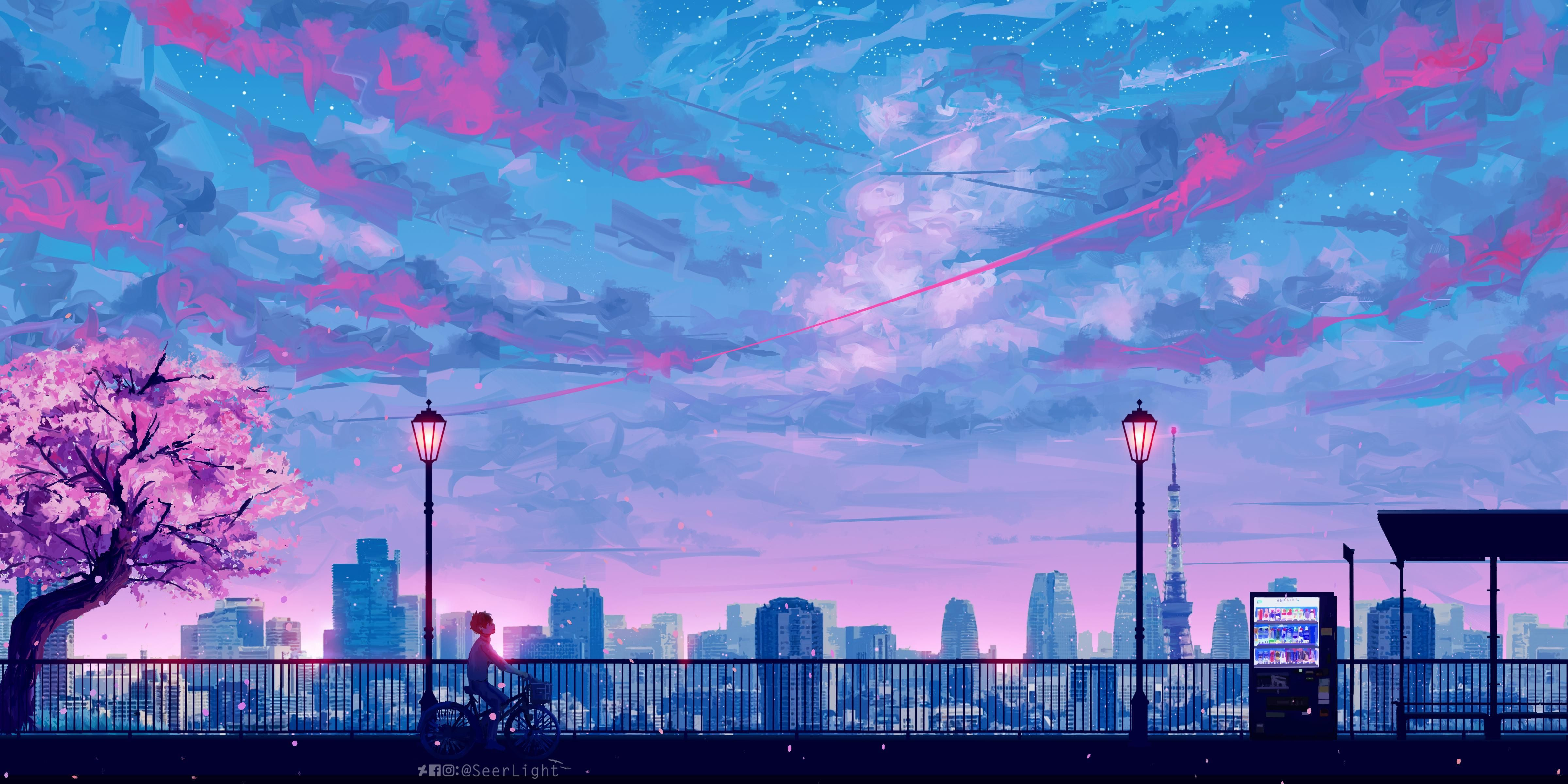 Anime Wallpapers Kawaii Aesthetic