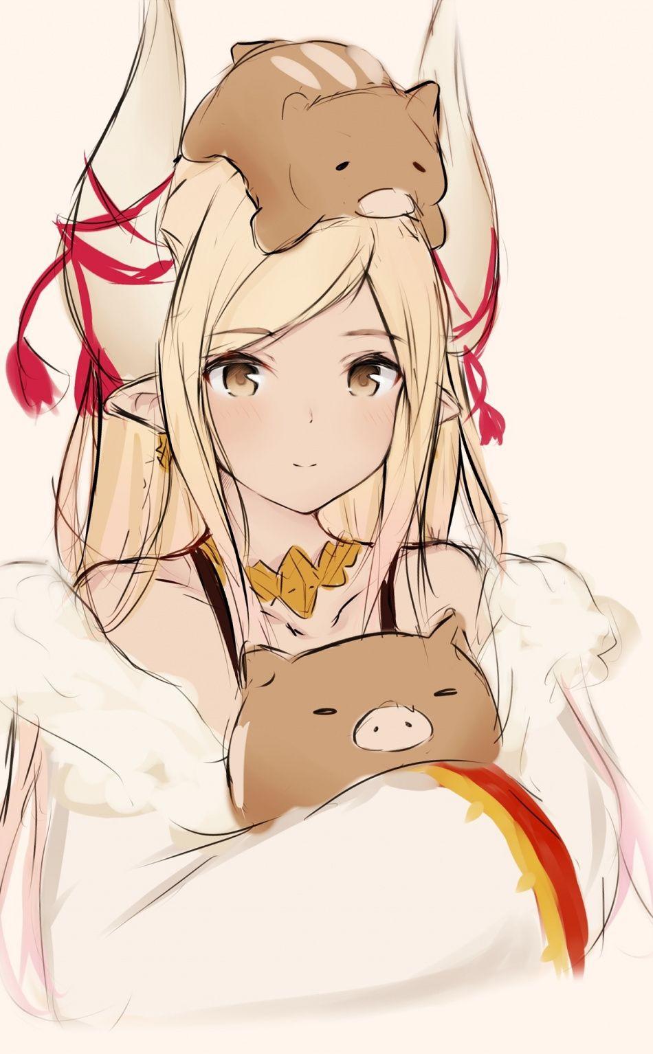 Cute Anime Gamer Girl Wallpapers - Wallpaper Cave