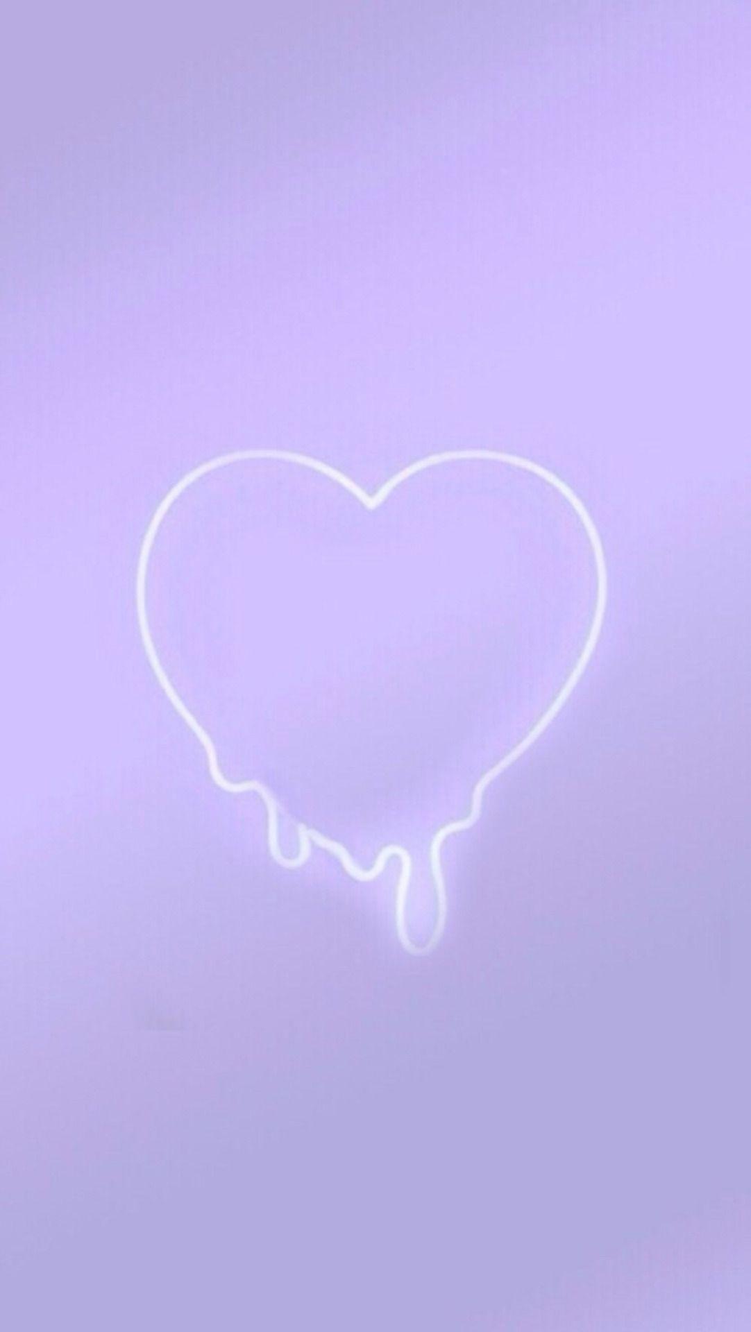 Aesthetic Light Purple Wallpapers Wallpaper Cave