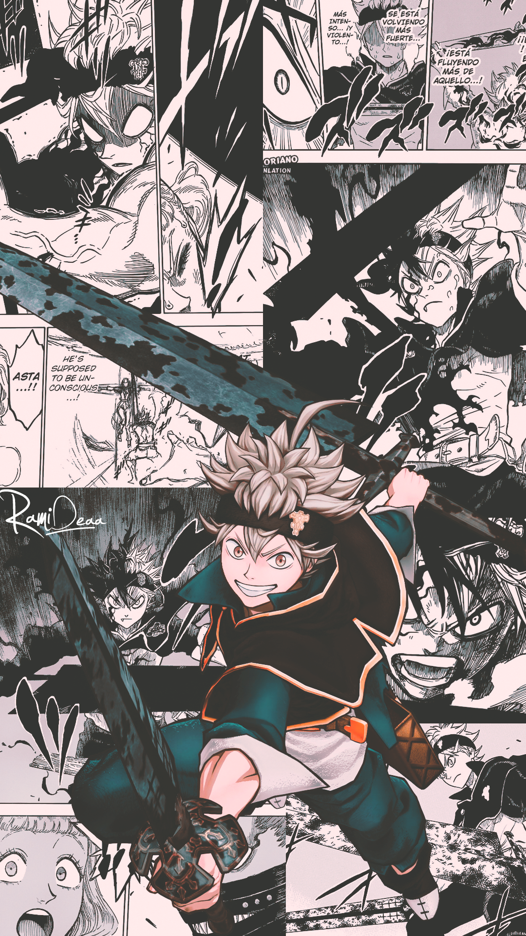 Aesthetic Anime Wallpapers Black - Anime Wallpaper HD