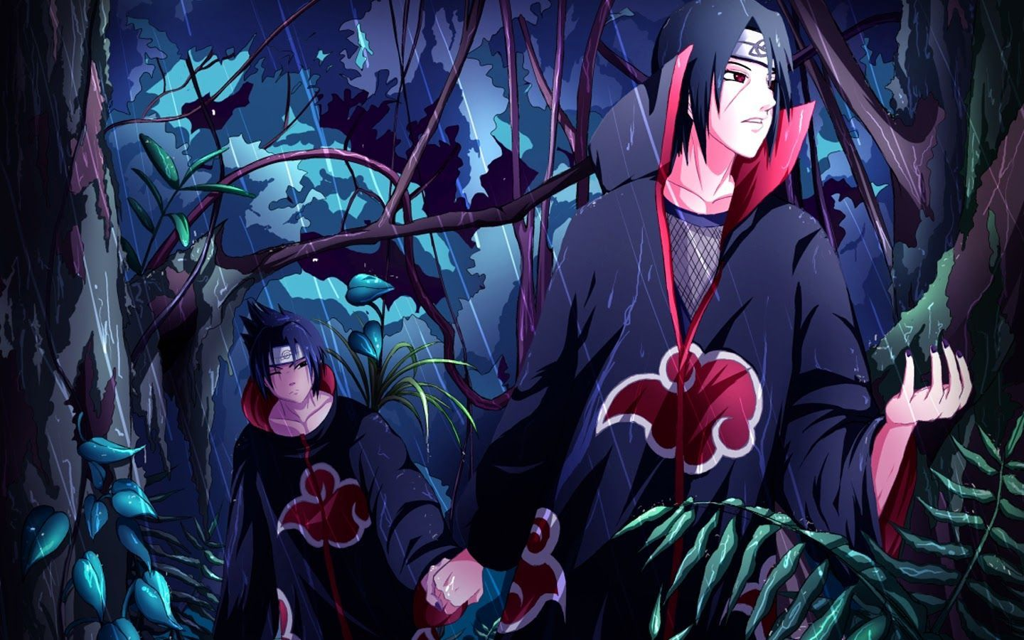 Itachi Aesthetic Ps4 Wallpapers Wallpaper Cave