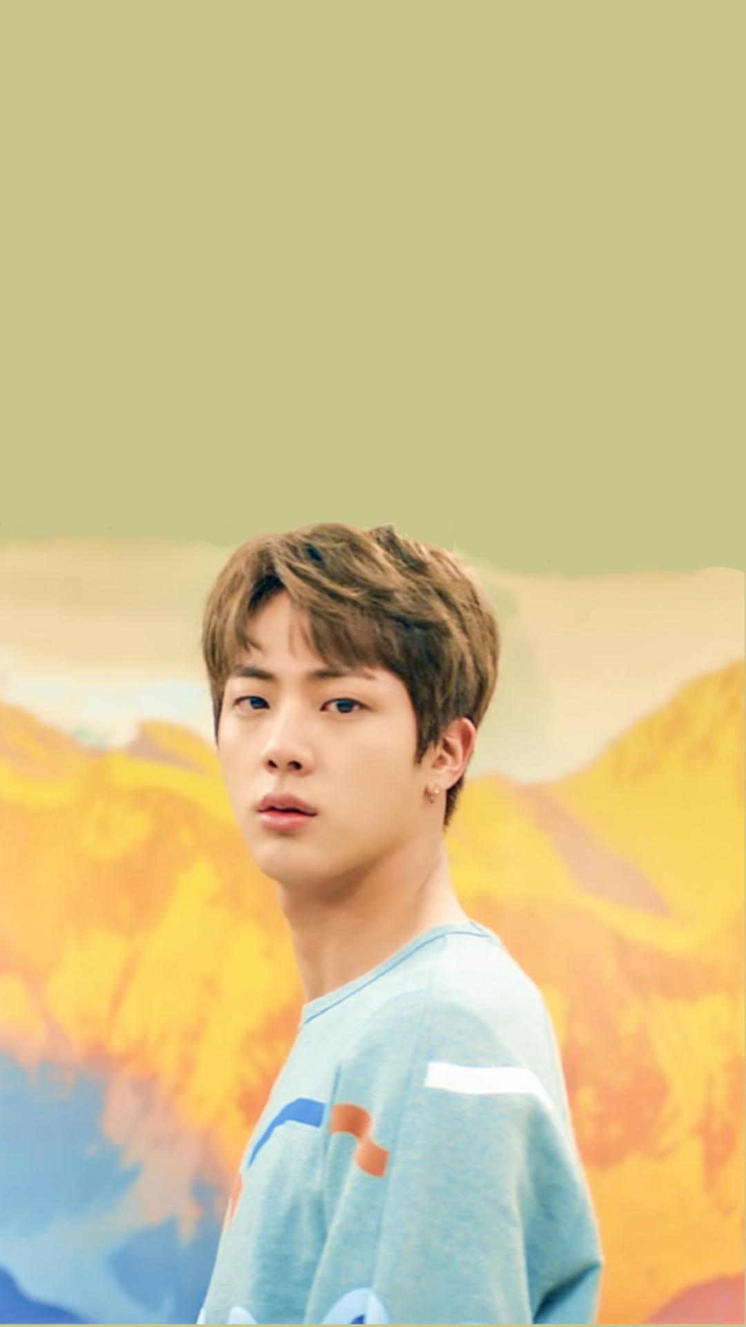 Kim Seokjin Spring Day Wallpapers Wallpaper Cave