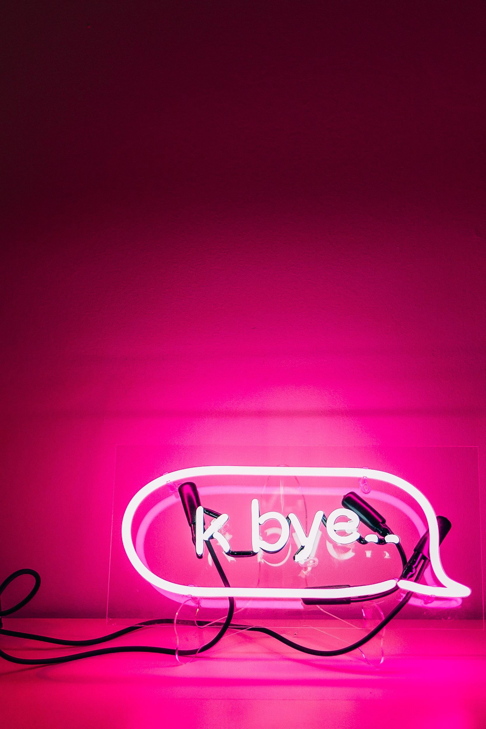 Hot Pink Aesthetic Wallpapers Wallpaper Cave