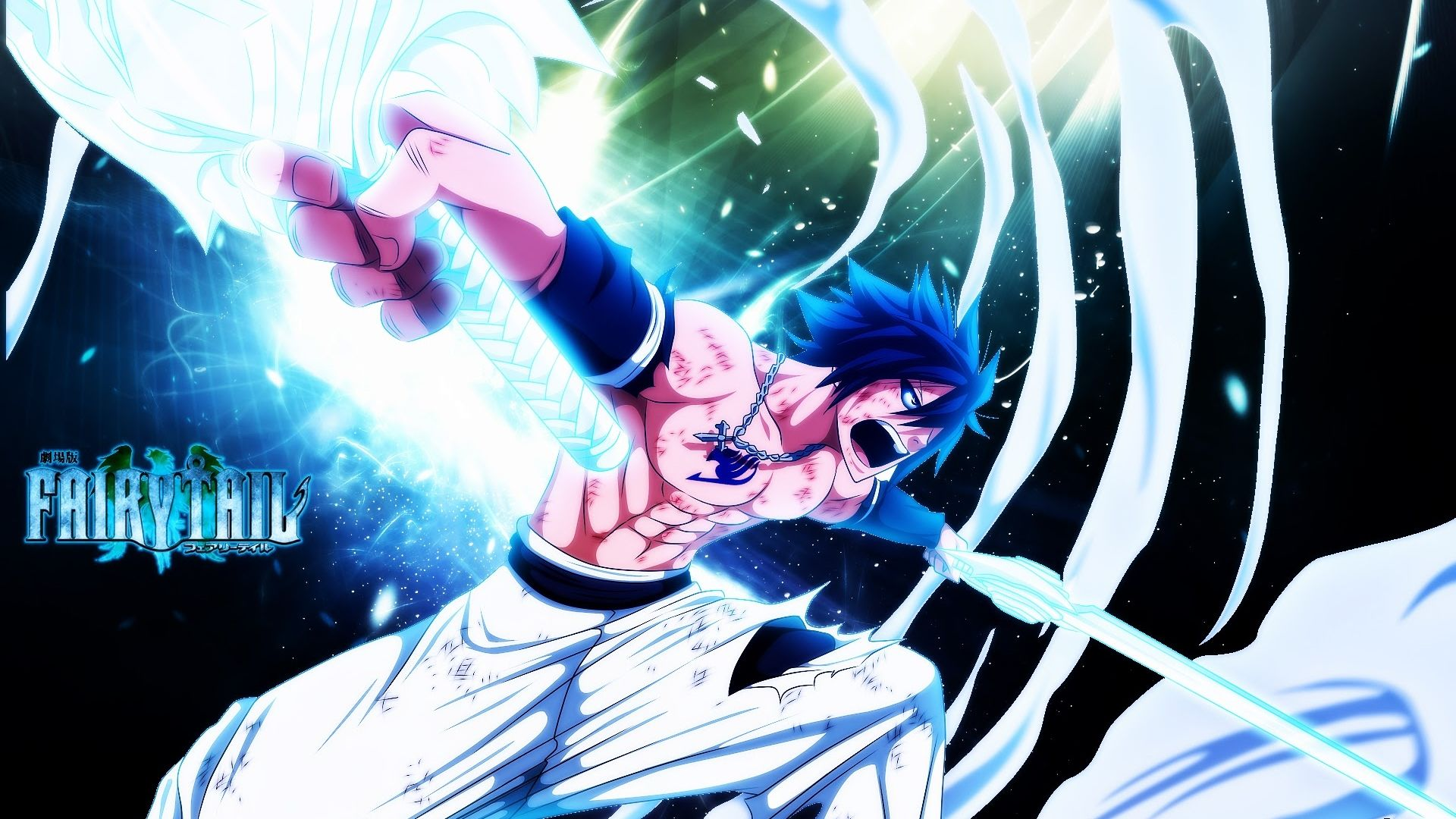 Free download gray fullbuster anime fairy tail hd wallpapers image