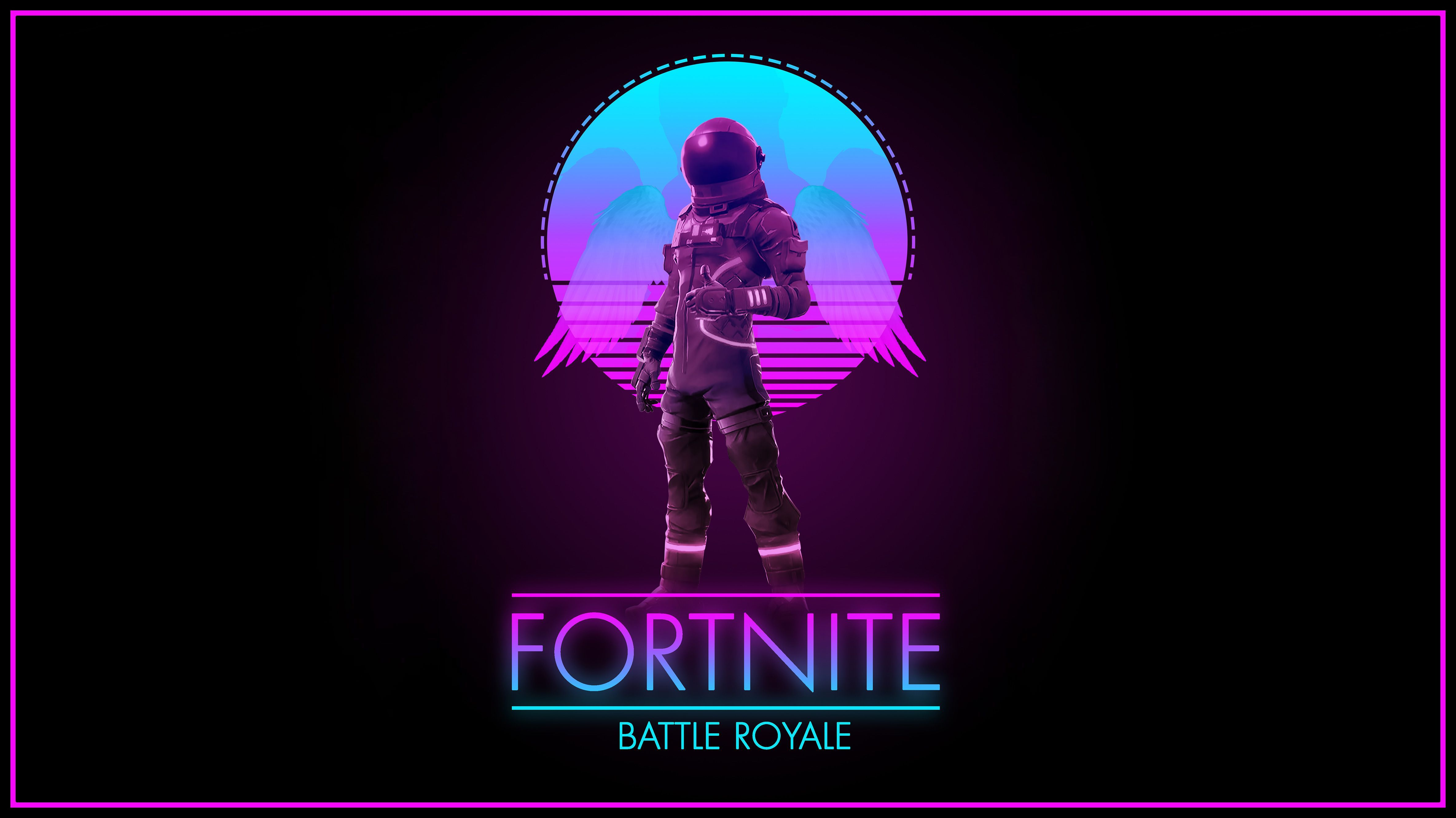 Fortnite Battle Royale 4K Wallpapers