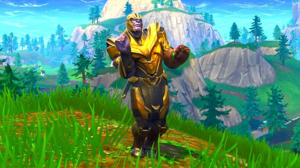 Fortnite Thanos Memes Wallpapers - Wallpaper Cave