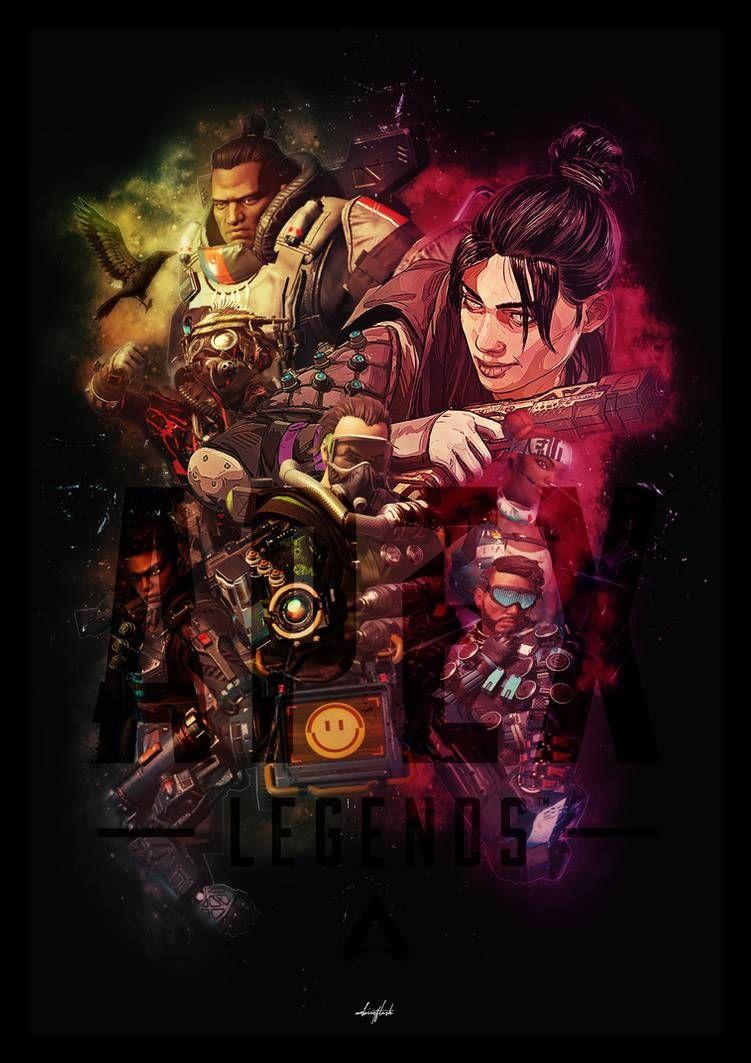Apex Legends Aesthetic Lifeline Wallpapers - Wallpaper Cave