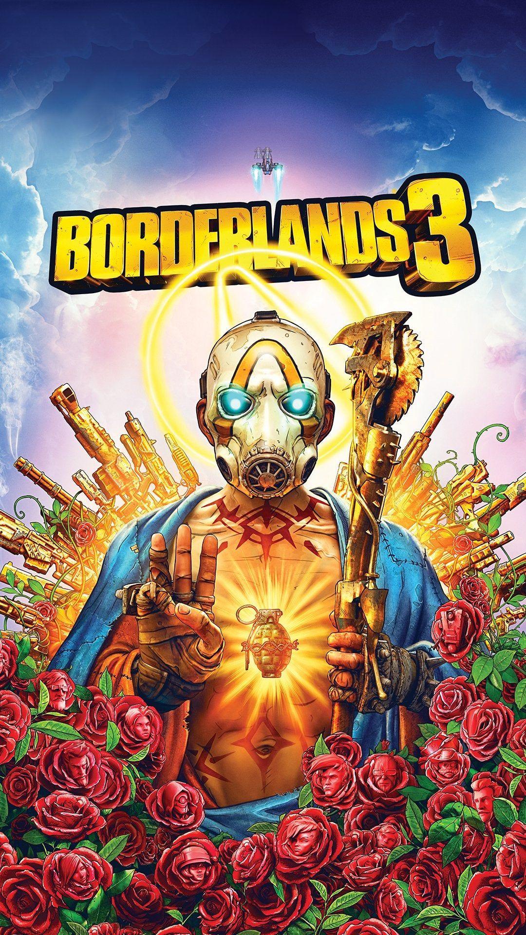 Borderlands 3 Phone Wallpapers Wallpaper Cave