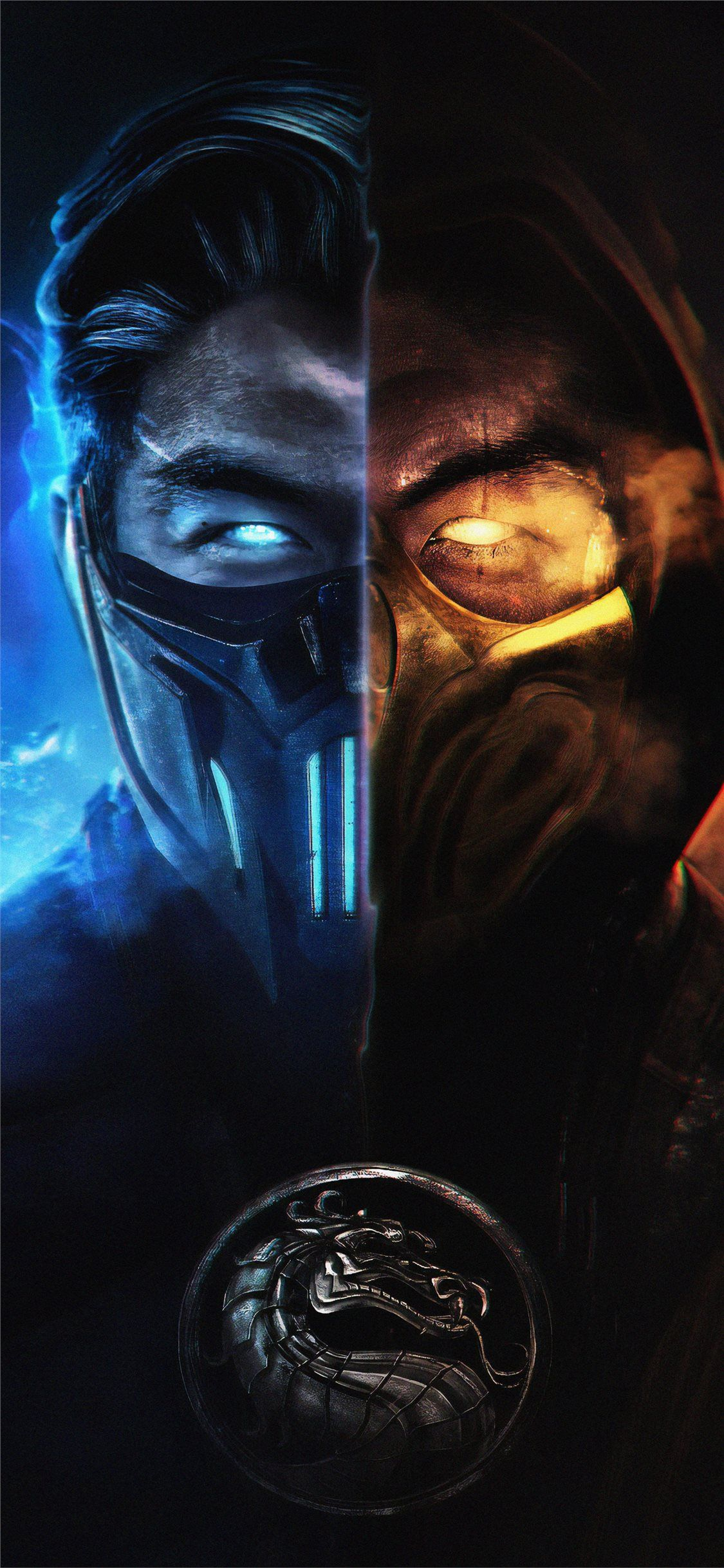 Mortal Kombat 4k Iphone Wallpapers Wallpaper Cave