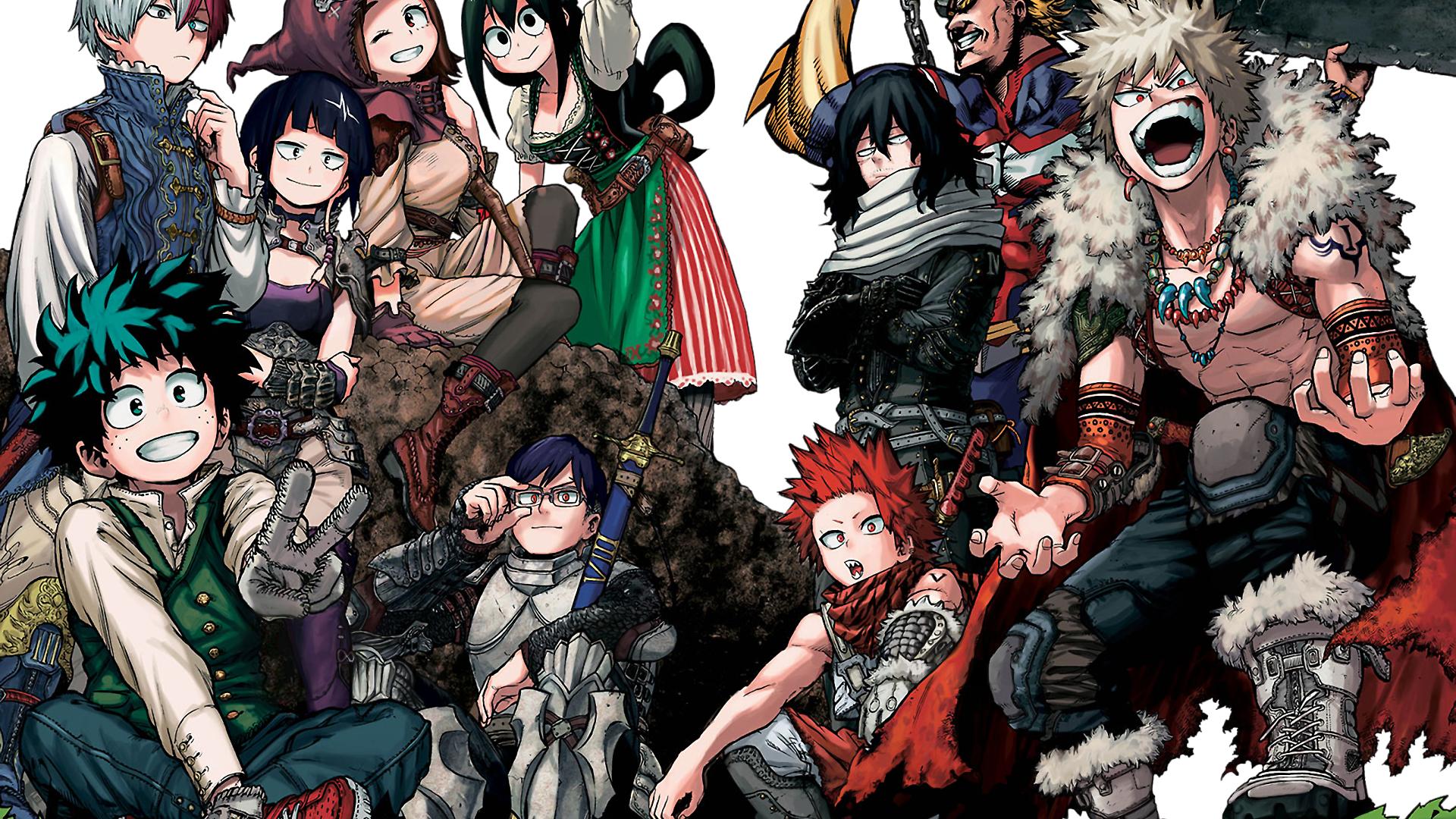 Anime 4k My Hero Academia Wallpapers - Wallpaper Cave