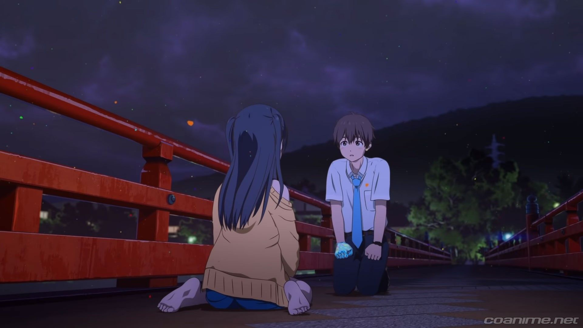 Hello World Anime