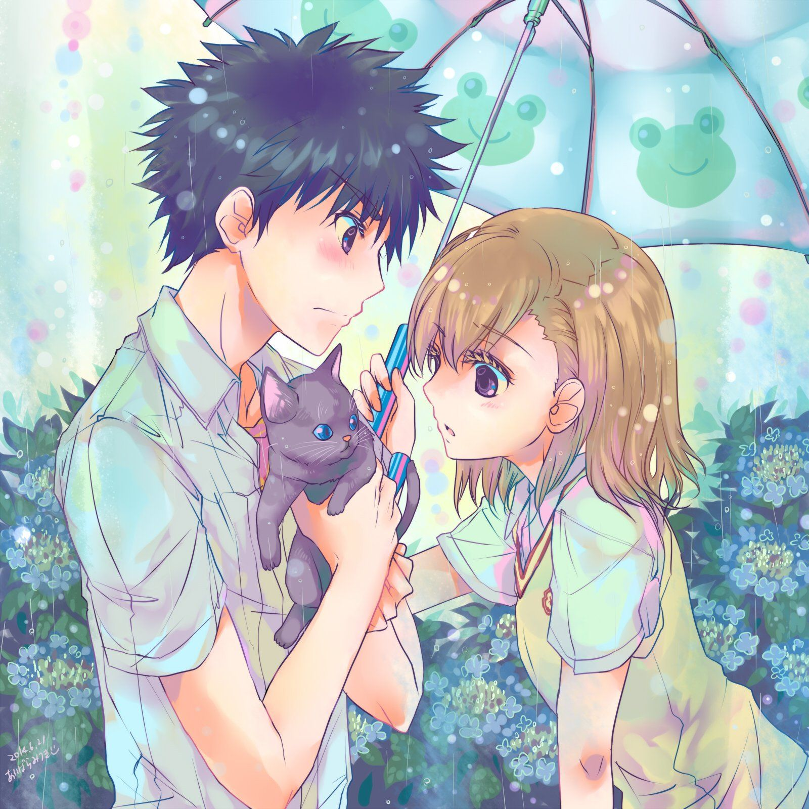 Anime Pair Wallpapers Wallpaper Cave
