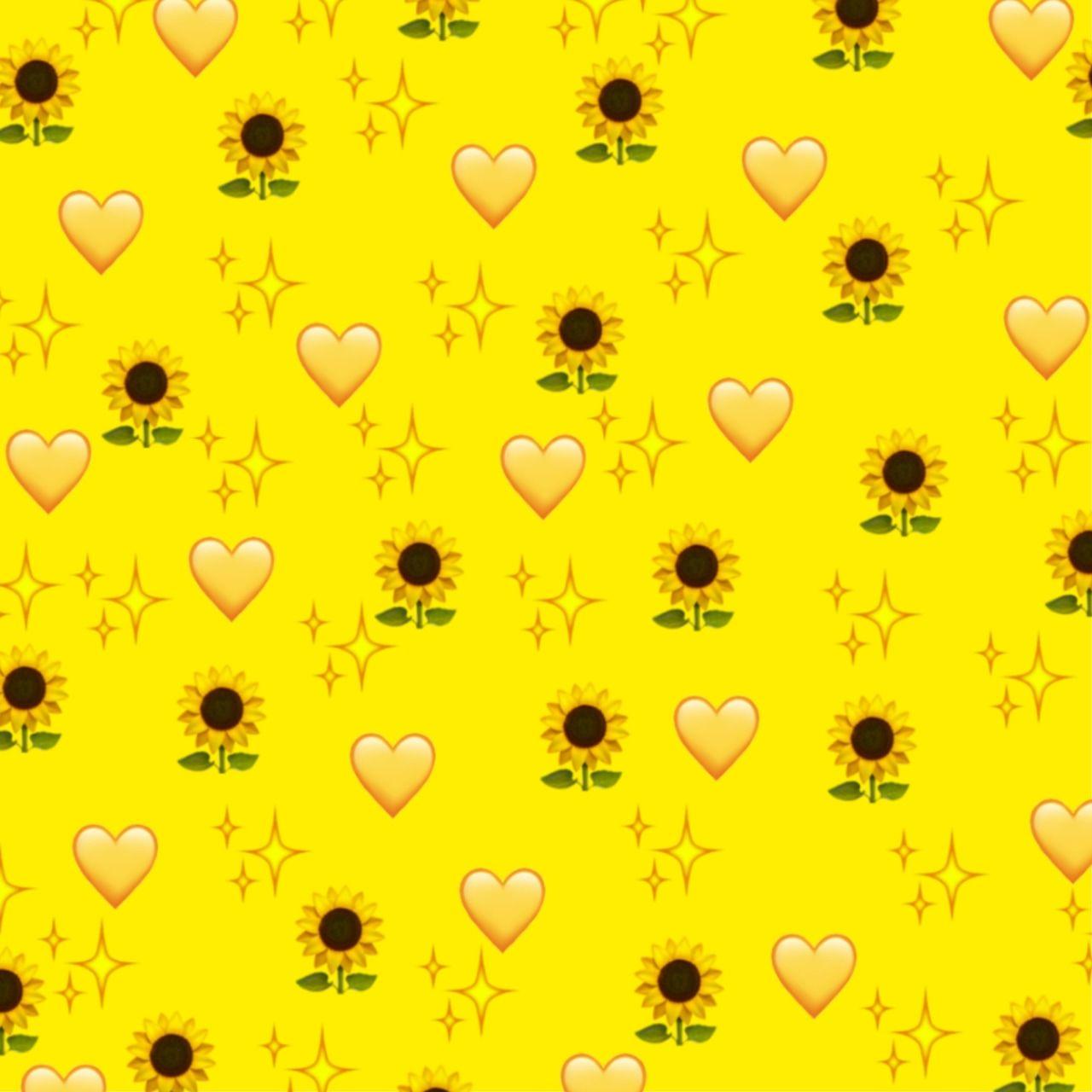 aesthetic emoji wallpapers