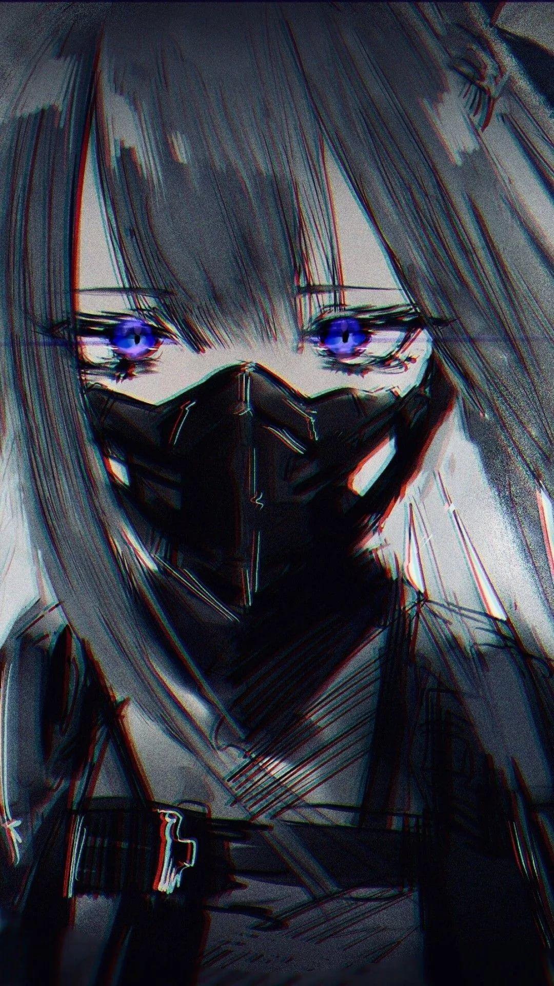 Sad Dark Supreme Anime Girl Wallpapers - Wallpaper Cave