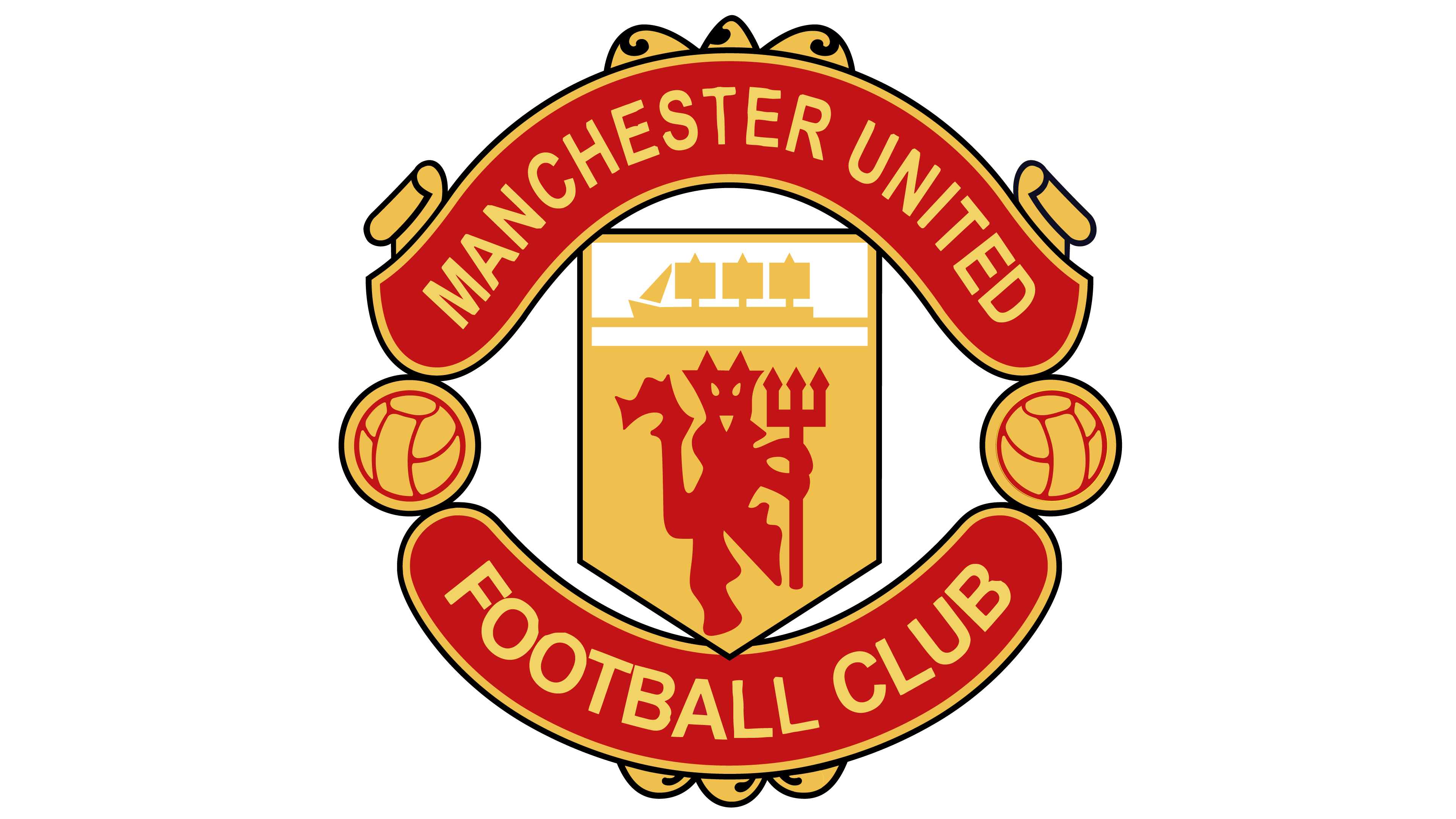 Manchester United Crest Wallpapers Wallpaper Cave